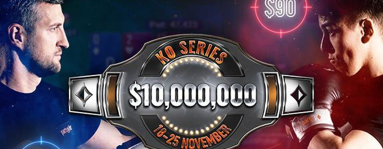 Partypoker Return With Epic $10million KO Series