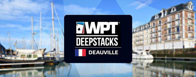Partypoker WPTDeepStacks Descends on Deauville