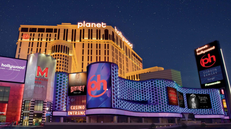 Planet Hollywood Casino Owners Sued Over Mannequin in Room