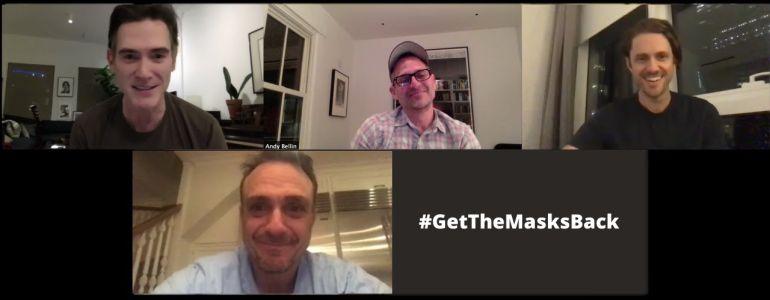 Poker Celebrities Launch #GetTheMasksBack CoronaVirus Campaign