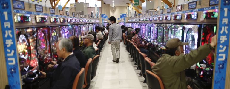 The Uprise of the Japanese Gambling Market