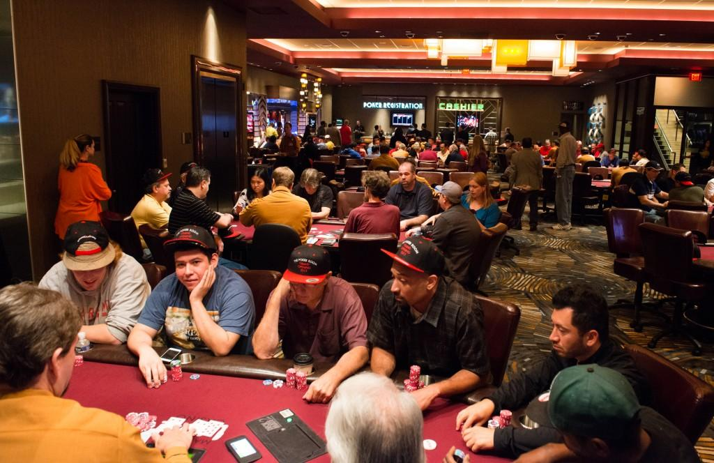 Live poker virginia