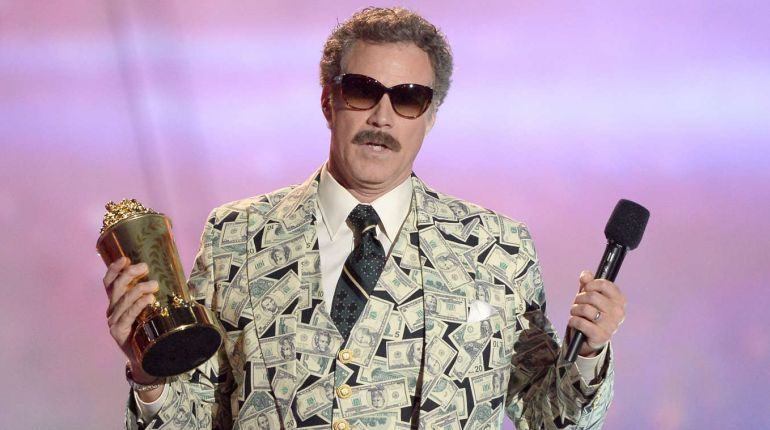 Will Ferrell's Gambling Story On Jimmy Fallon's Tonight Show!