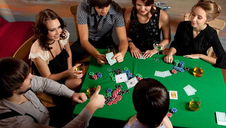 home gambling games