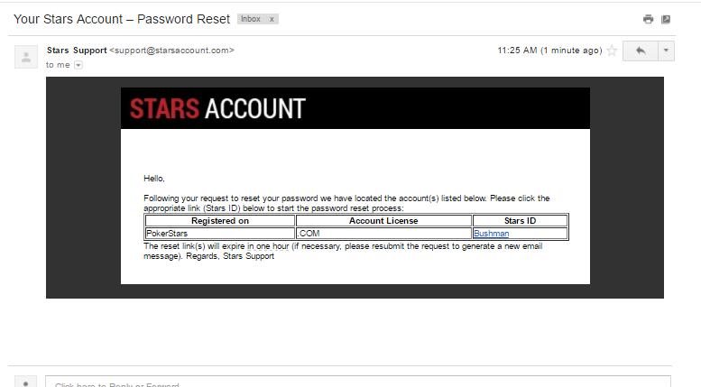 PokerStars Player Accounts At Risk Due To Phishing Scam - PokerTube