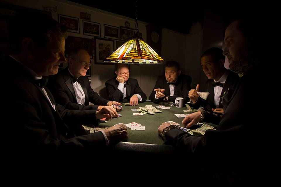 Poker at the metropolitan opera pokertube the bar room poker games of the wild west era and beyond im talking about the poker games played by members of the orchestra at the metropolitan opera watchthetrailerfo
