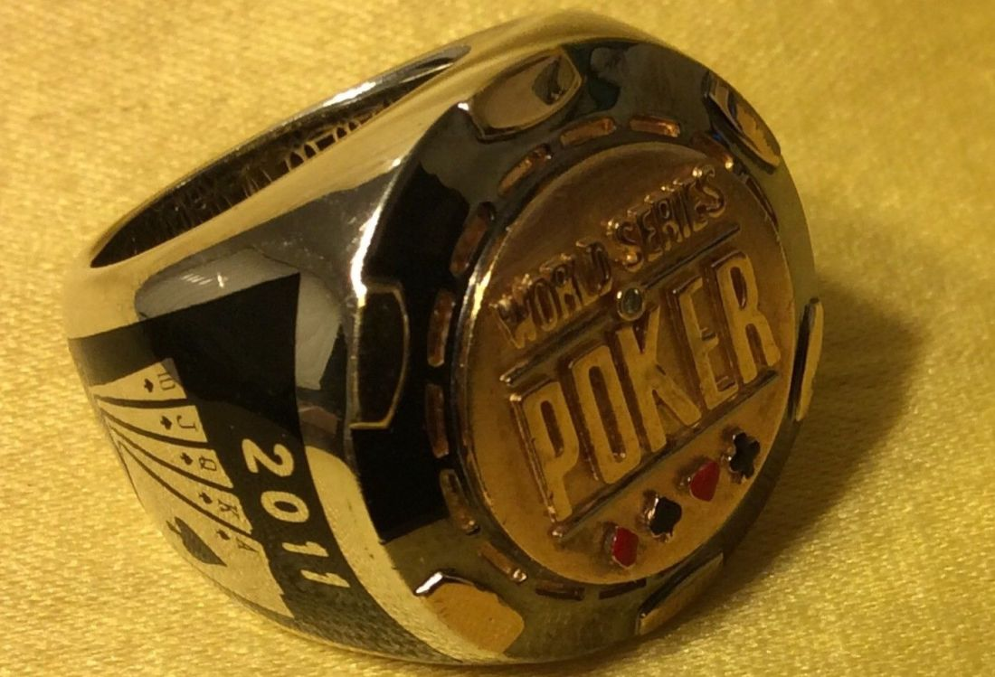 Historic WSOP Circuit Ring on eBay Going Cheap