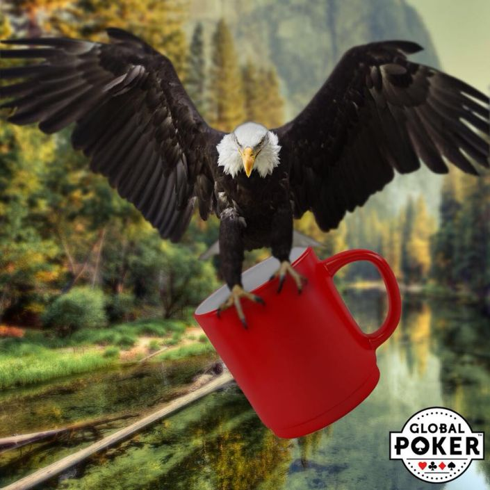 $5k Freeroll Launches Global Poker?s Eagle Cup Series