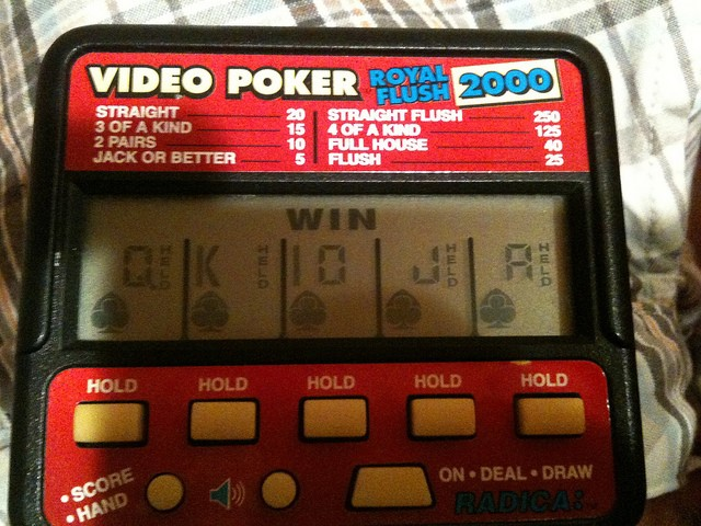 The Pros and Cons of Video Poker