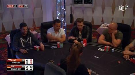 Cash Kings 23 Live Cash Action From Kings Casino Pokertube