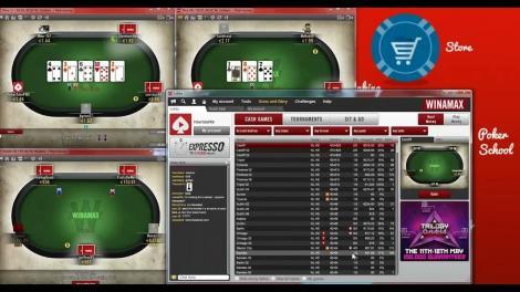 Top Money Making Room Winamax Poker Pokertube
