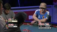 2012 WSOP ESPN Best Hands - Balkin vs Baumann