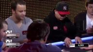 Dan Shak Trying Unusual Bluff vs JC Tran