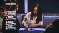 Liv Boeree sick cold 4bet bluff - EPT London