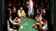 Matusow in verbal confrontation with Shahram Sheikhan