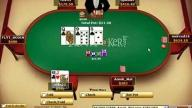 Outstanding Poker Training Video #11 - $2/$4 NL Holdem Cash Game