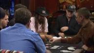 Phil Hellmuth against KK vs Brandon Adams