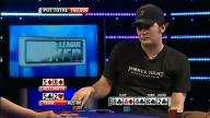 Phil Hellmuth vs JC Tran - River Decision