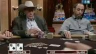 Poker Moments - Barry Greenstein bad beats Tom Durr Dwan on High Stakes Poker