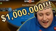 $1Million Spin & GO Jackpot Hits!