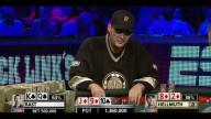 2011 WSOP - Phil Hellmuth is Cold Decked