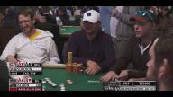 2016 WSOP - Folding Pocket Kings Pre Flop?