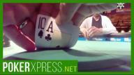2016 WSOP - Vornicu Sucks Out