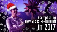 Alec Torelli - Accomplishing Your New Years Resolutions