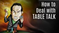 Alec Torelli - How to Deal with Poker Table Talk