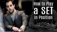 Alec Torelli - How to Play a Set In Position