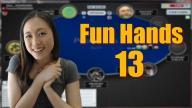 Courtibee - Fun Hands #13