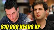 Doug Polk Online High Stakes Heads Up With Ben Sulsky