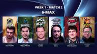 Global Poker League - EurAsian Week 1 - Match 1 & 2 Highlights