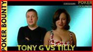 Heads Up Grand Slam - Tony G vs Jennifer Tilly