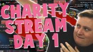 Jaime Staples - Charity Stream Day 1