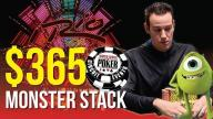 Jeff Boski - Vlog #26 : $365 MONSTER Stack Day 2