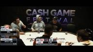 London Cash Game Festival - Day 1 Highlights