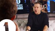 Matt Damon Impersonates Teddy KGB in Rounders