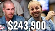 Negreanu Hopes Antonius Doesn't Have A Big Hand for $250k!