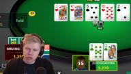 Online Poker League Sunday! - Highlights March 6