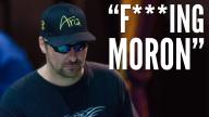 Phil Hellmuth Is LIVID!