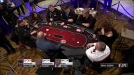 Phil Hellmuth owns Mike Ross Two Pots in a Row
