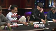 Poker After Dark - Esfandiari Stacks Hellmuth