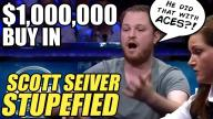 Poker Hands - Seiver Dumbfounded by Aces