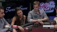 Poker Night in America - Abernathy's SICK Bluff!