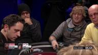 Poker Night In America - Phil Laak Shoves with Garbage