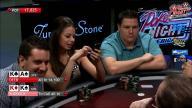 Poker Night in America - Playing Scared Money?