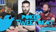 Poker Tweet Beat - Hellmuth, Bilzerian and Negreanu's Top Tweets