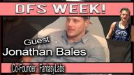 PokerLife Podcast - With Jonathan Bales (DFS Week)