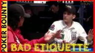 Scotty Nguyen Crossing the Bad Etiquette Line